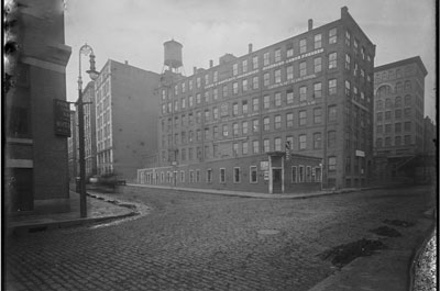 History Of The Boston Button Factory