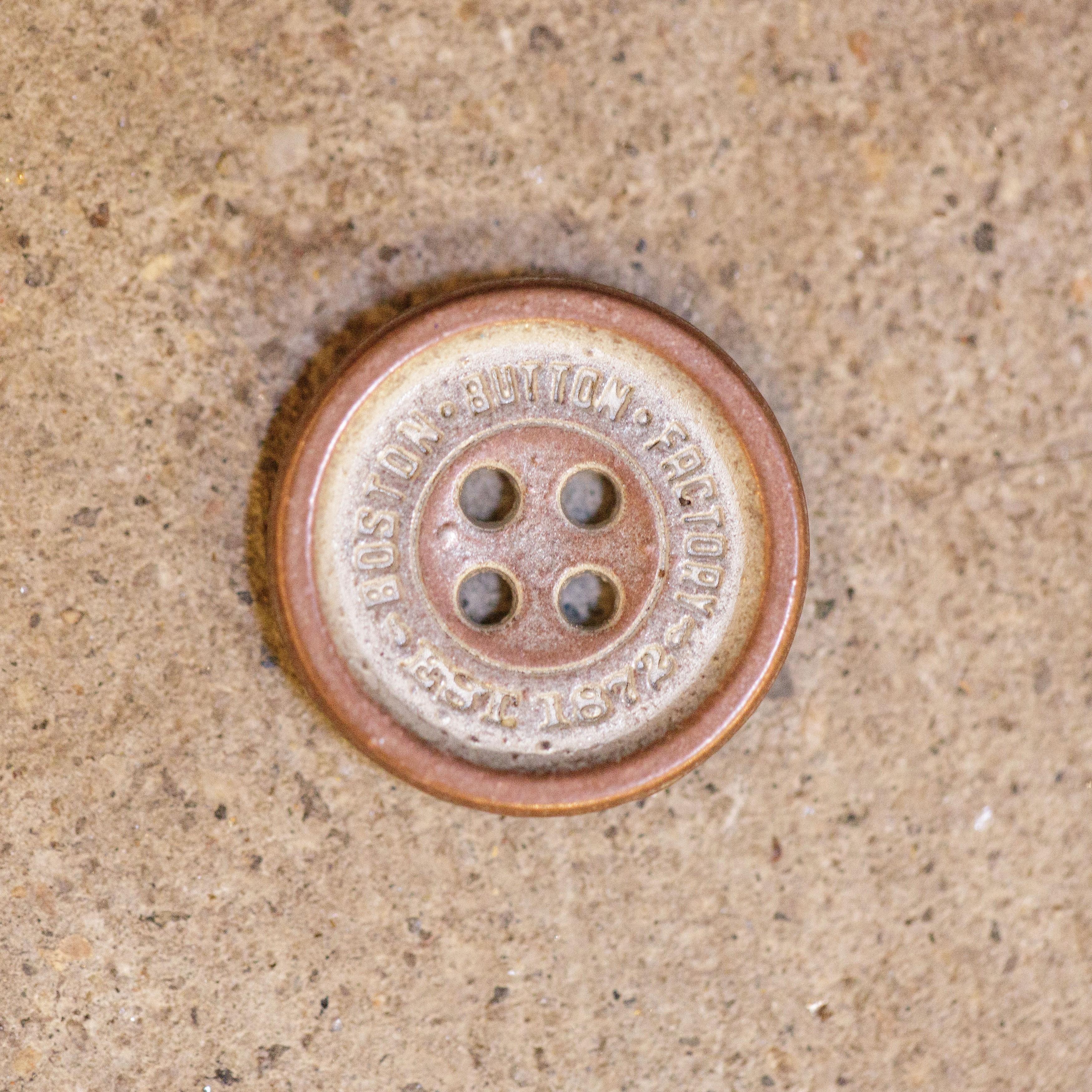 Copper Buttonns